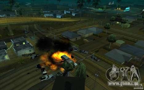 Dessin pour GTA San Andreas quatrième écran