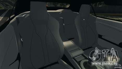 Aston Martin DBS Volante [Final] pour GTA 4 est une vue de l'intérieur