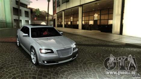 Chrysler 300C V8 Hemi Sedan 2011 pour GTA San Andreas
