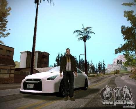 ENBSeries by slavheg für GTA San Andreas dritten Screenshot