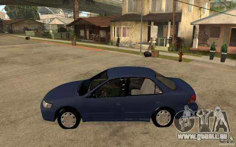 Honda Accord 2001 beta1 für GTA San Andreas linke Ansicht