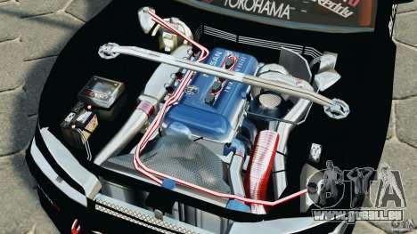 Nissan Silvia S15 HKS pour GTA 4 est un côté