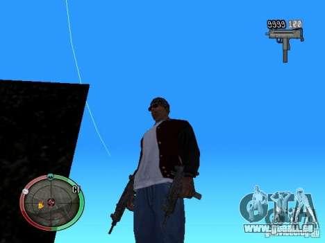 Changer le style de Trim et Usi pour GTA San Andreas quatrième écran