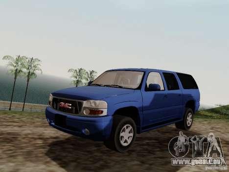 GMC Yukon Denali XL für GTA San Andreas
