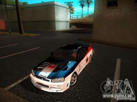 ENBSeries By Avi VlaD1k pour GTA San Andreas sixième écran