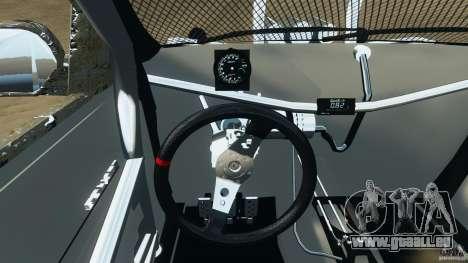Chevrolet Tahoe 2007 GMT900 korch für GTA 4 Unteransicht