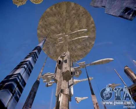Stargate Atlantis für GTA 4 dritte Screenshot