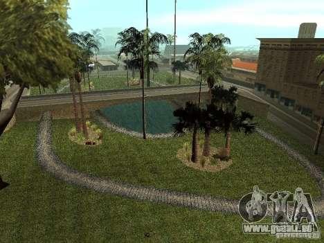 Glen Park HD pour GTA San Andreas deuxième écran
