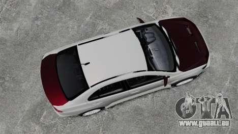 Mitsubishi Lancer Evolution X ToneBee Designs für GTA 4 rechte Ansicht
