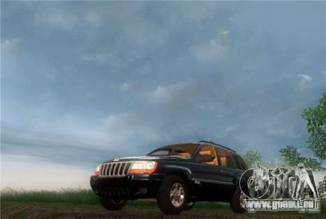Project Reality mod beta 2.4 pour GTA San Andreas cinquième écran