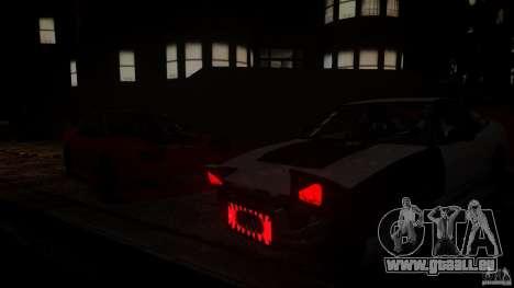 Nissan 240SX Korch für GTA 4 hinten links Ansicht