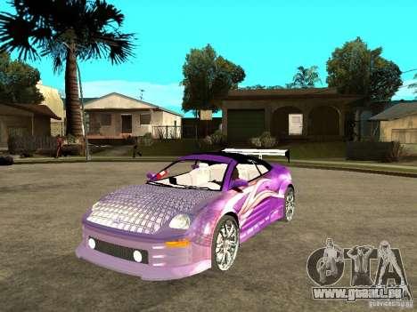 Mitsubishi Spider für GTA San Andreas