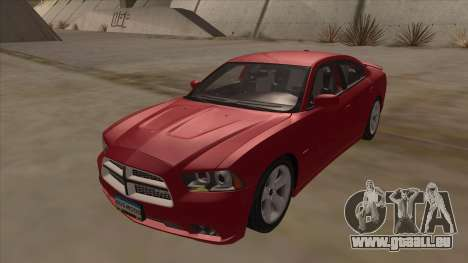 Dodge Charger RT 2011 V1.0 pour GTA San Andreas