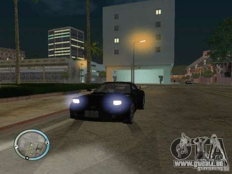 New GTA IV HUD 1 für GTA San Andreas her Screenshot