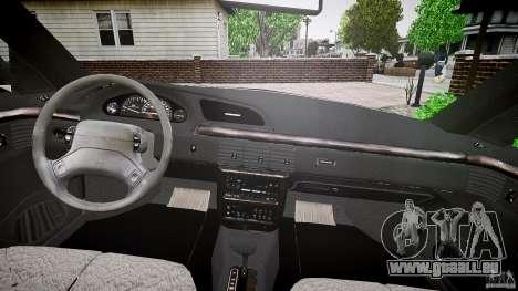 Chrysler New Yorker LHS 1994 für GTA 4 Seitenansicht