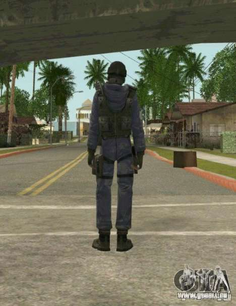 Counter-terrorist für GTA San Andreas elften Screenshot