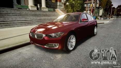 BMW 335i 2013 v1.0 pour GTA 4