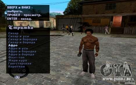 Neue CJ für GTA San Andreas neunten Screenshot