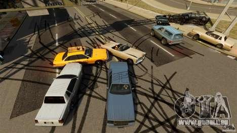 No Brakes pour GTA 4 secondes d'écran