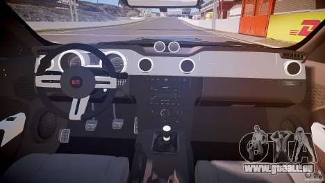 Saleen S281 Extreme - v1.1 pour GTA 4 Vue arrière