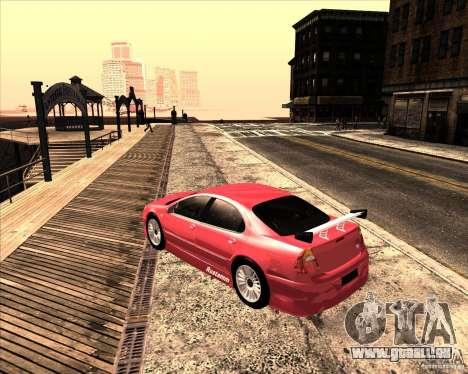 Chrysler 300M tuning pour GTA San Andreas vue de côté