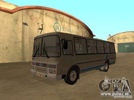 Groove-4234 pour GTA San Andreas sur la vue arrière gauche