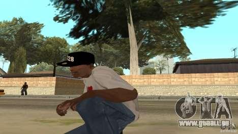 Cap 228 pour GTA San Andreas troisième écran
