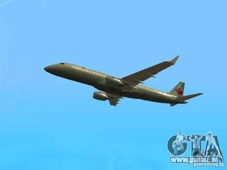 Embraer ERJ 190 Air Canada für GTA San Andreas