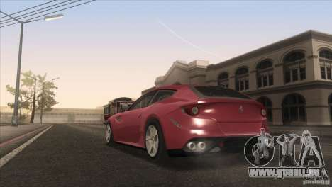 Ferrari FF 2011 V1.0 pour GTA San Andreas salon