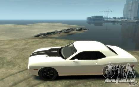 Dodge Challenger Concept pour GTA 4 est une gauche