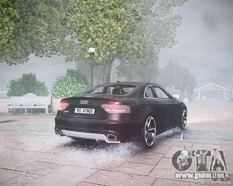 Audi RS5 2010 pour GTA 4 est un droit