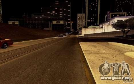 Un nouvel algorithme pour la circulation automob pour GTA San Andreas sixième écran