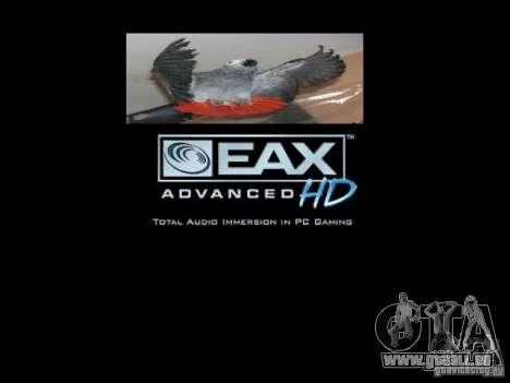 Boot Bildschirm Papageien Papagei beta für GTA San Andreas elften Screenshot