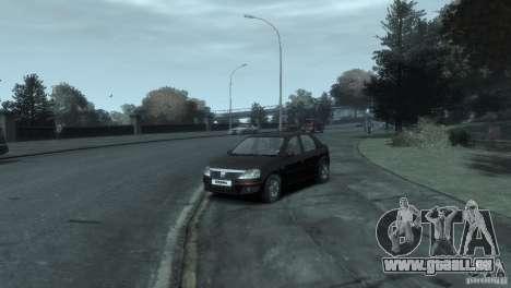 RENAULT LOGAN für GTA 4