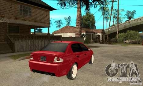 GTA IV Premier pour GTA San Andreas vue de droite