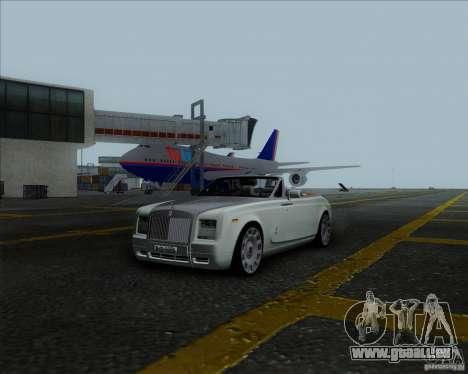 Rolls Royce Phantom Series II Drophead Coupe 12 für GTA San Andreas rechten Ansicht