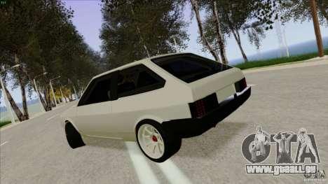 ВАЗ 2108 Sport pour GTA San Andreas vue de droite