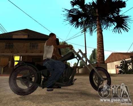 Diabolus Bike pour GTA San Andreas