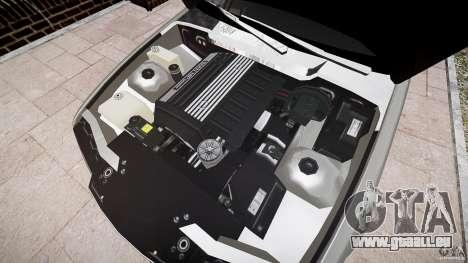 BMW E36 328i v2.0 für GTA 4 Rückansicht