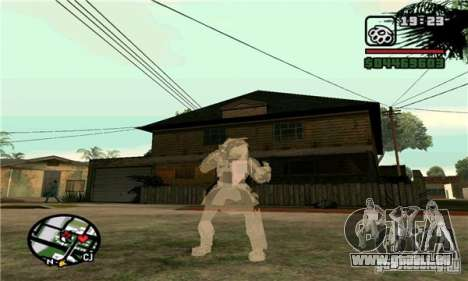 Effects of Predator v 1.0 für GTA San Andreas zweiten Screenshot