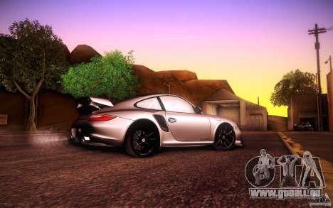 Porsche 911 GT2 RS 2012 für GTA San Andreas Rückansicht