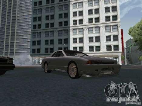 Elegy HD für GTA San Andreas Seitenansicht