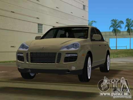 Porsche Cayenne Turbo S für GTA Vice City