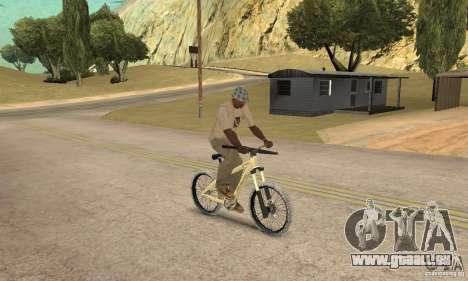 Specialized P.3 Mountain Bike v 0.8 für GTA San Andreas rechten Ansicht