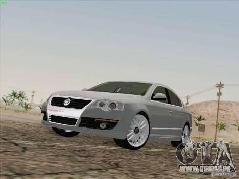 Volkswagen Magotan 2011 für GTA San Andreas Seitenansicht