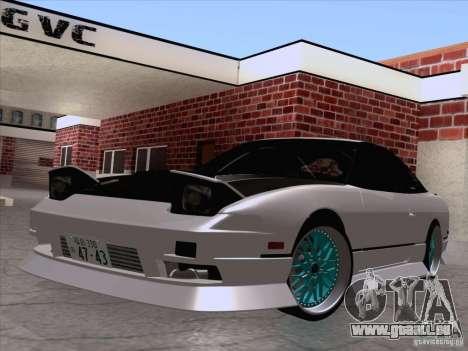 Nissan 240SX V2 pour GTA San Andreas