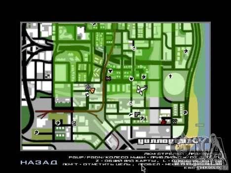 Ganton Cyber Cafe Mod v1.0 pour GTA San Andreas huitième écran