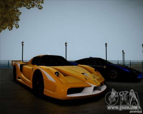Ferrari FXX Evoluzione für GTA San Andreas