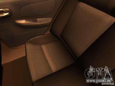 Dodge Neon SRT4 2006 pour GTA San Andreas vue de côté