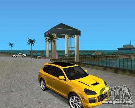 2009 Porsche Cayenne Turbo pour GTA Vice City